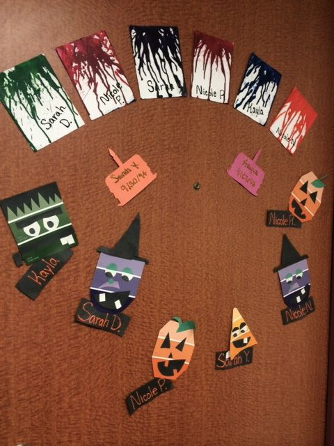 Resident Assistant Halloween Door Decorations Ra Y Ness And Ideas