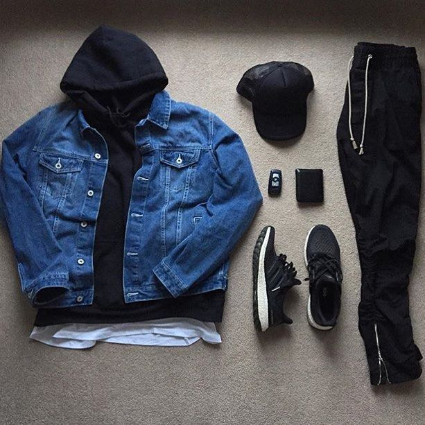 """7,123 Me gusta, 70 comentarios - STREETWEAR ☓ GERMANY (@streetwearde) en Instagram: """"Rate this outfit from 1-10 🔥 📸@domhowlett #strwrde"""""""