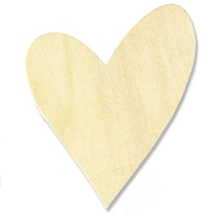 Unfinished Wood Heart Cutout Unfinished Wood Crafts Wooden Hearts Wood Craft Supplies
