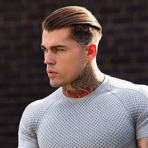 Low Fade, Haircuts And Undercut
