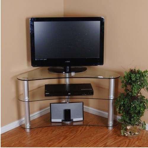 Tall Corner Tv Stand Designs And Images Tv Stand