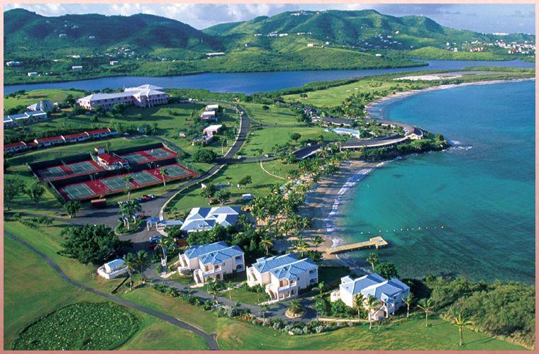 The Buccaneer Resort Hotel In St Croix US Virgin Islands