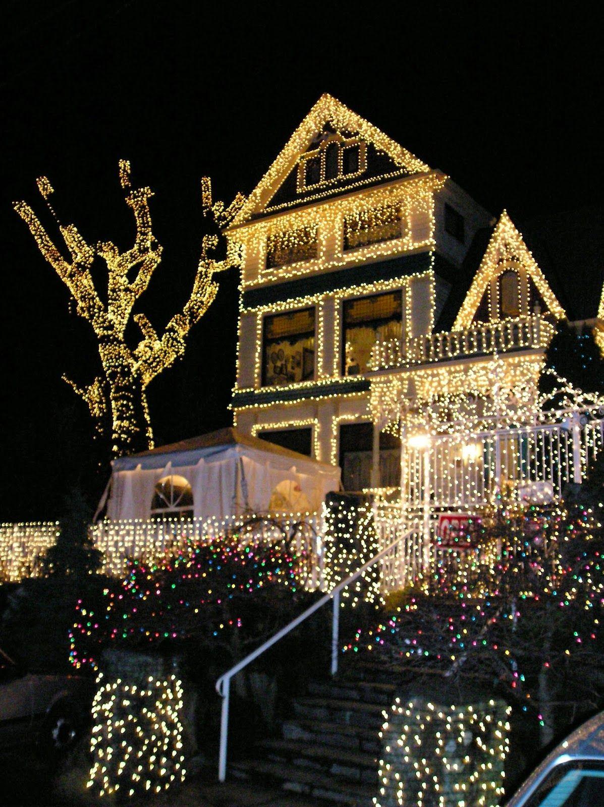 helen fern original photography christmas lights dat be nice link party