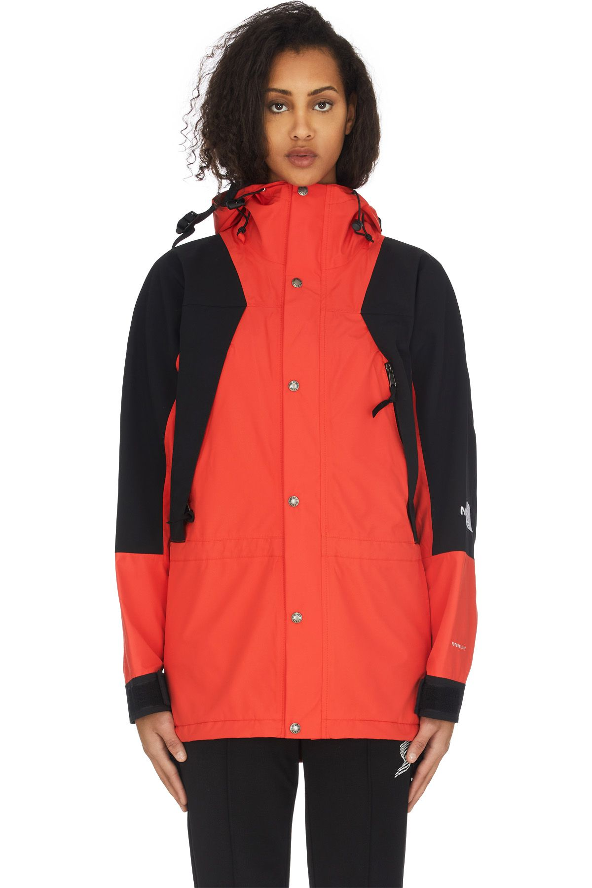 The North Face 1994 Retro Mountain Light Futurelight Jacket Firey Red The North Face Jackets North Face Jacket [ 1800 x 1200 Pixel ]