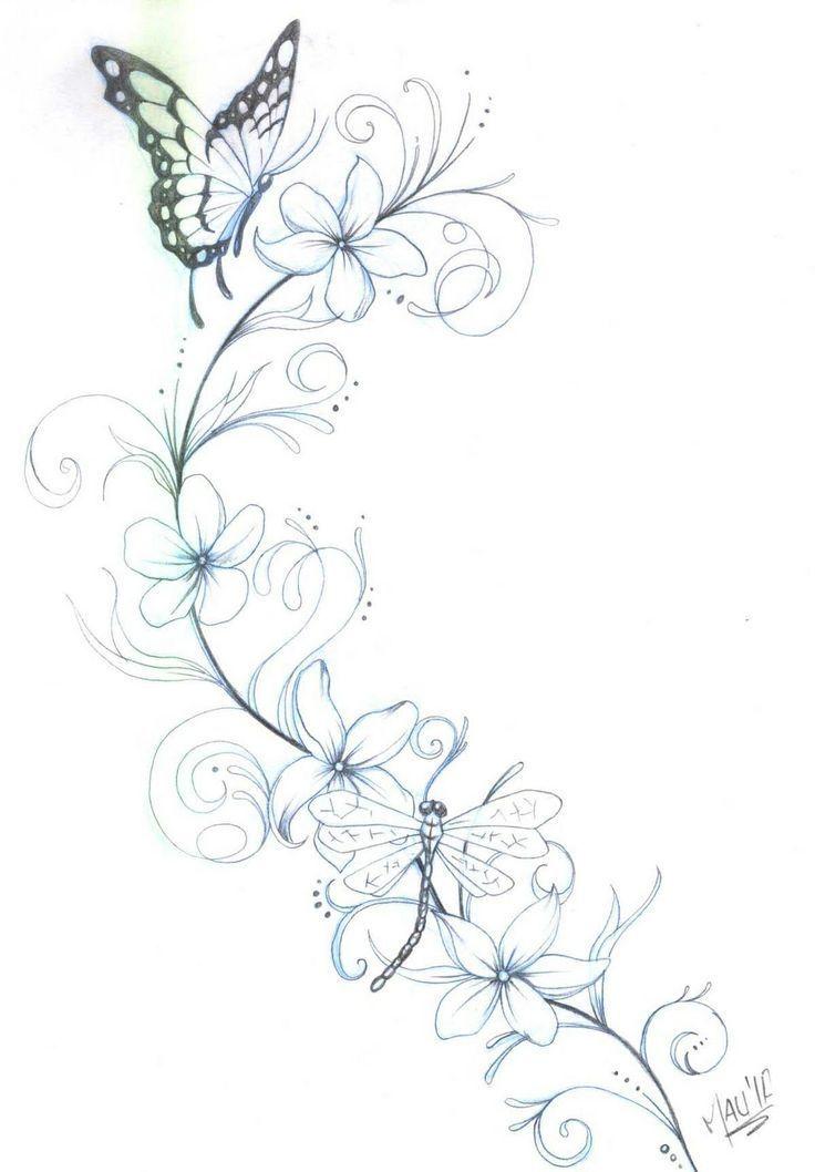 tattoos flower tattoo designs designs flower tattoo tattoos blumen tattoo schulter