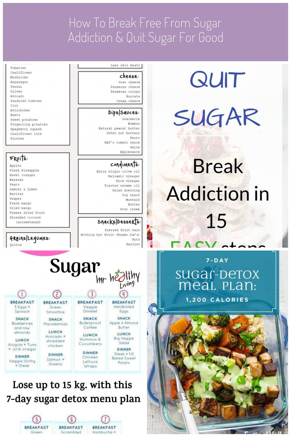 Sugar Detox Einkaufsliste DetoxEinkaufsliste nosugardietplan SugarHow to break free from sugar addiction and quit sugar for good I m sure you ve heard all about how bad sugar is for youGive your body a break from sugar and lose weight with this  #sugar detox plan Sugar Detox Einkaufsliste DetoxEinkaufsliste nosugardietplan SugarHOW TO BREAK FREE FROM SUGAR ADDICTION QUIT SUGAR FOR GOOD7 Day Sugar Detox Meal Plan 1 200 CaloriesTough Diet Food Cleanses Dietas dietplan1month3 Day Sugar Detox P