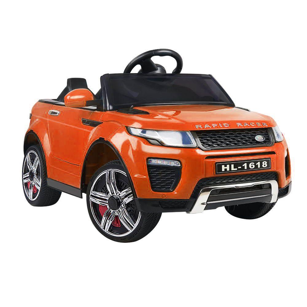 Rigo Kids Range Rover Evoque Orange Kids ride on