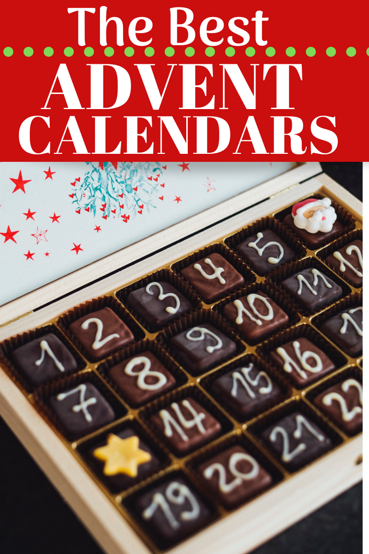 BEST Advent Calendars for 2019 - for Kids & Adults - THE OLIVE BLOGGER - Recipes your family will love!