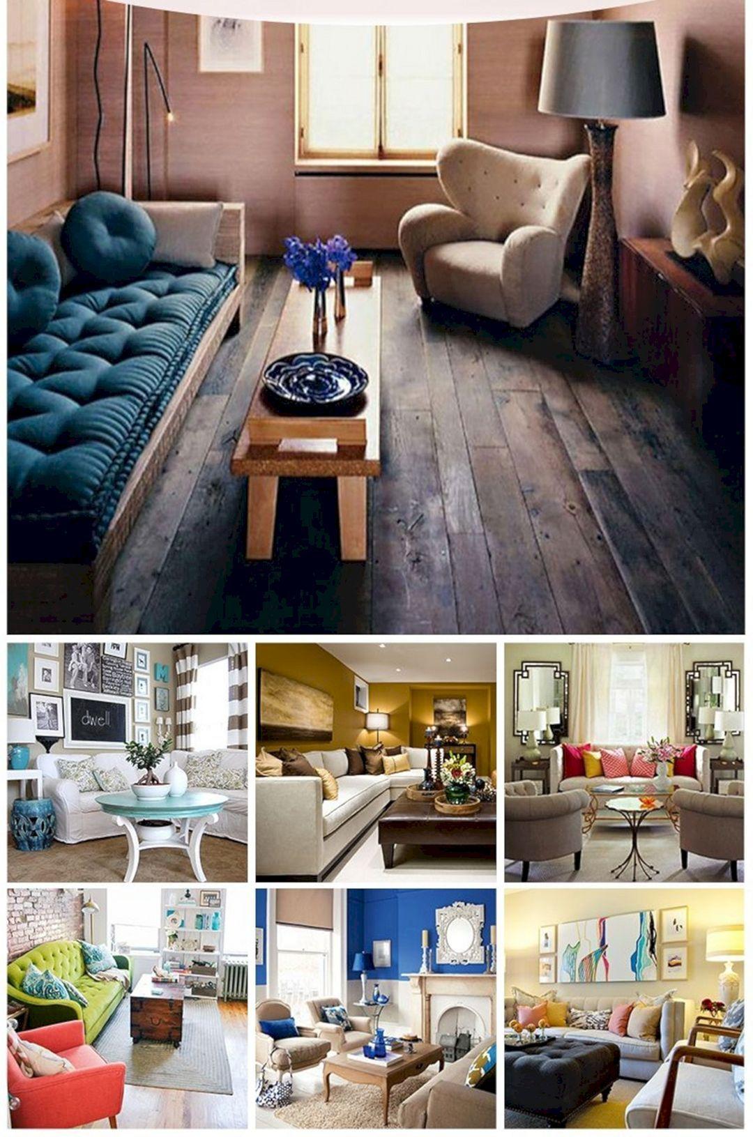 35 Beautiful Diy Small Living Room Decorating