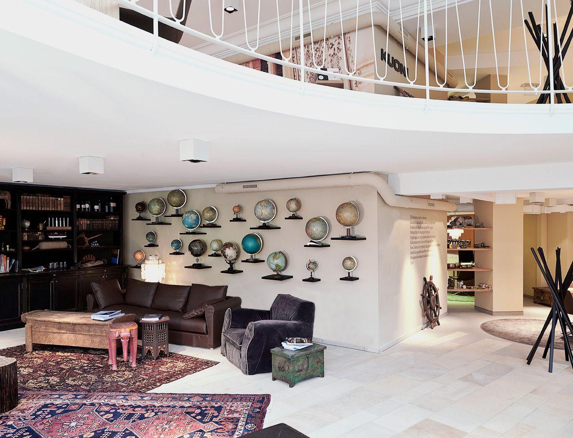 Kuoni Flagship Store Geneva design by
