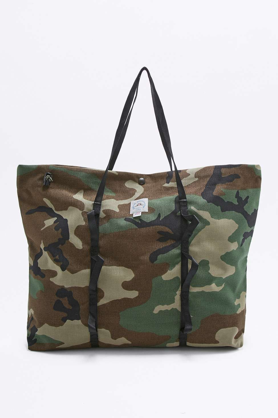 Epperson Mountaineering Climb Large Camo Tote Bag