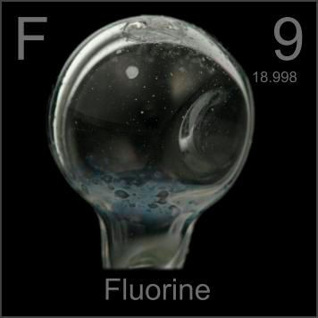 Pictures Stories And Facts About The Element Fluorine In The