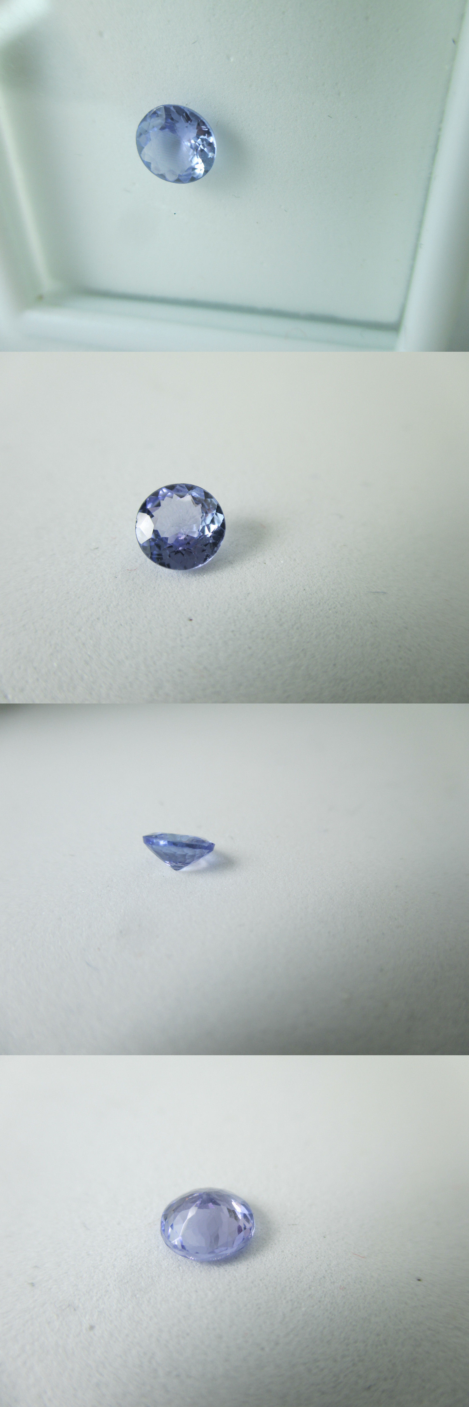auctions state first loose product tanzanite