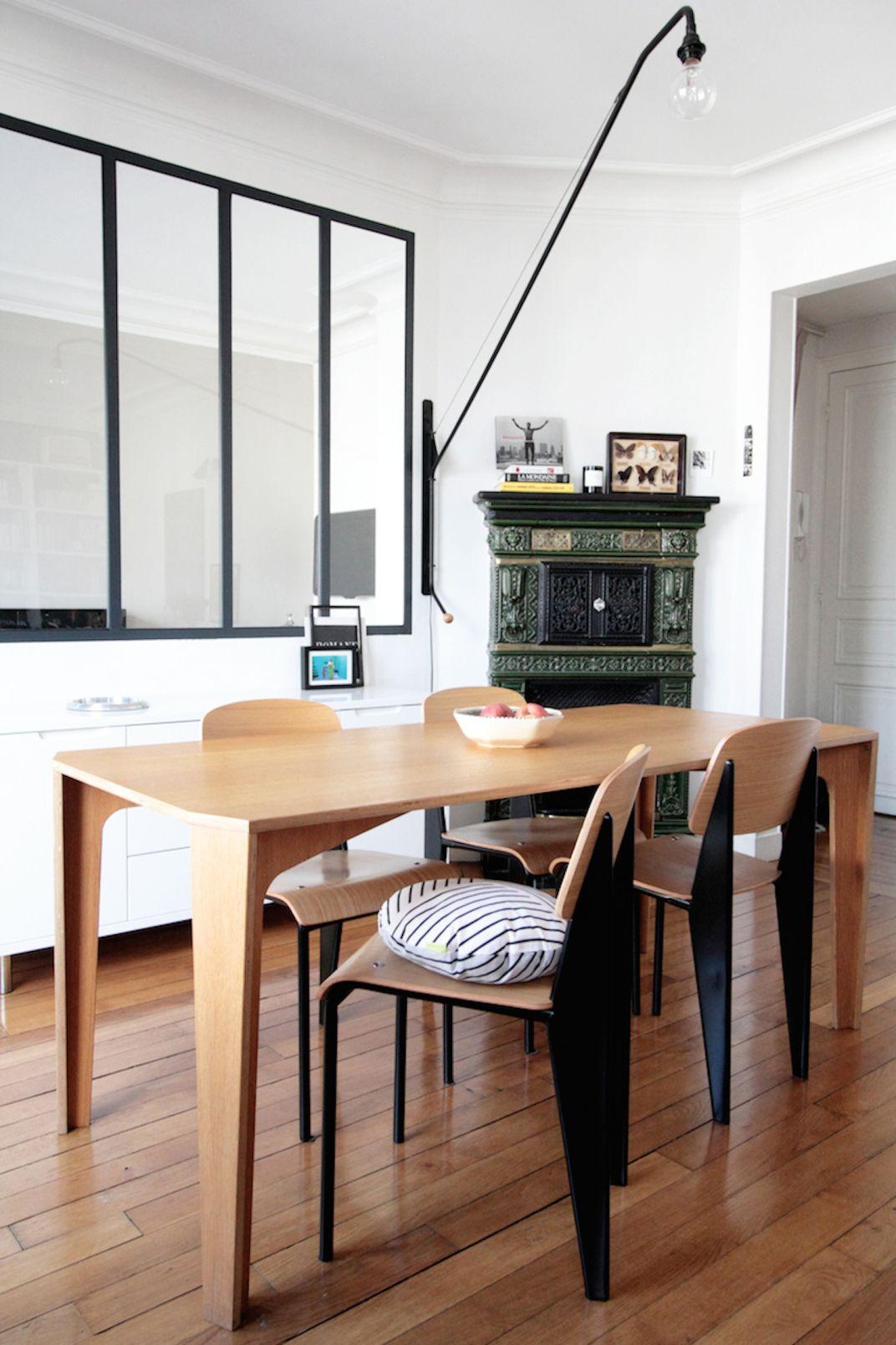 appartement parisien julie chevillat coussin germain / hëllø