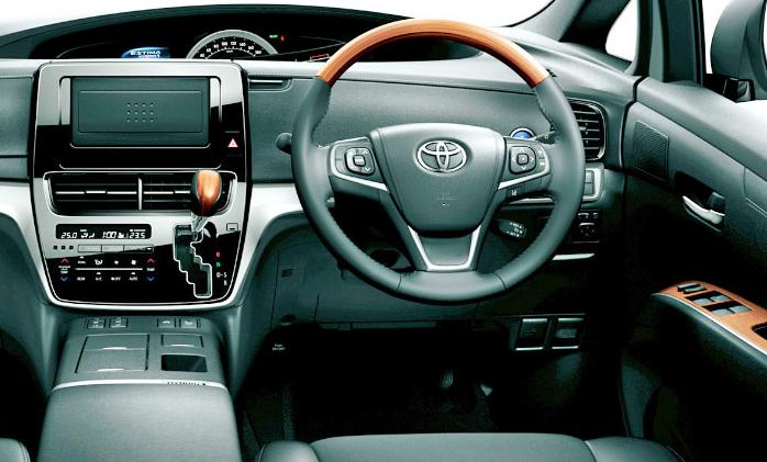 Toyota Estima 2020 Toyota, Fuel economy, Recaro