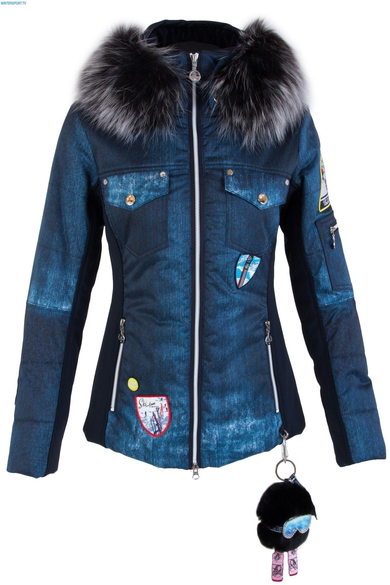 Sportalm Women Ski in 2019 | Jackets, Fur, Clothes