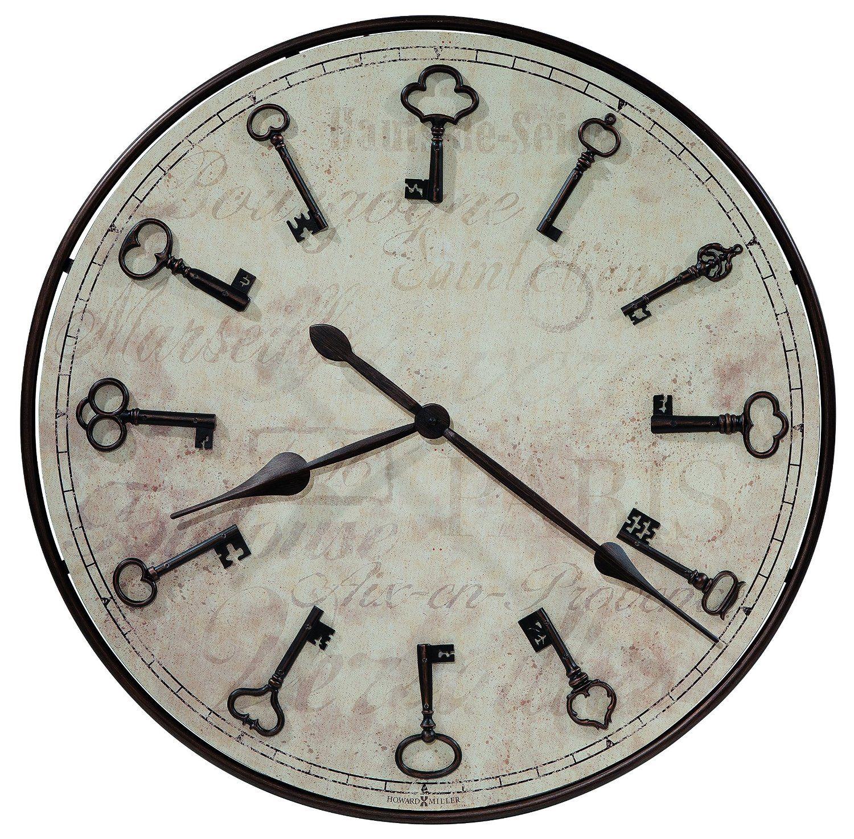 Amazon Com Howard Miller Cle Du Ville Clock Clock Pinterest
