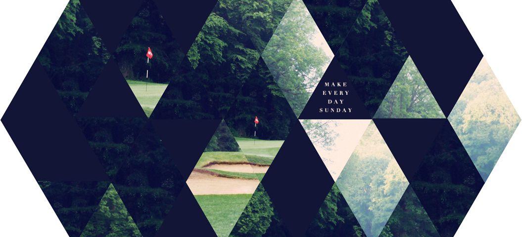 Diamond Golf teaser for my homepage. www.goodsundays.com
