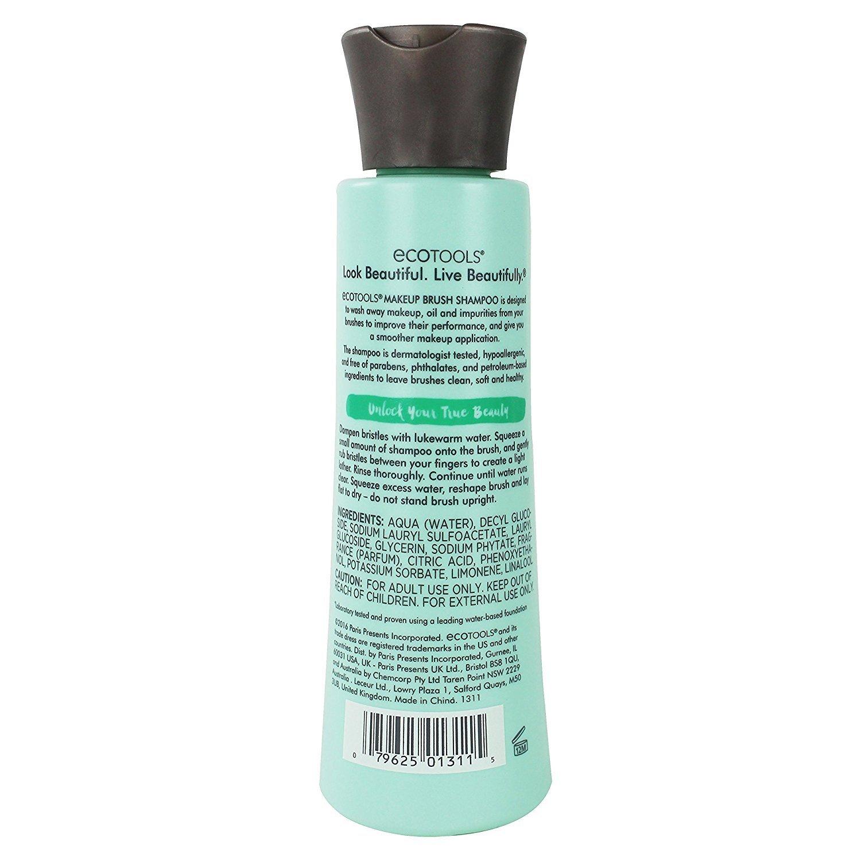 SHANY Detox Professional Brush Cleanser, Travel Size, 2