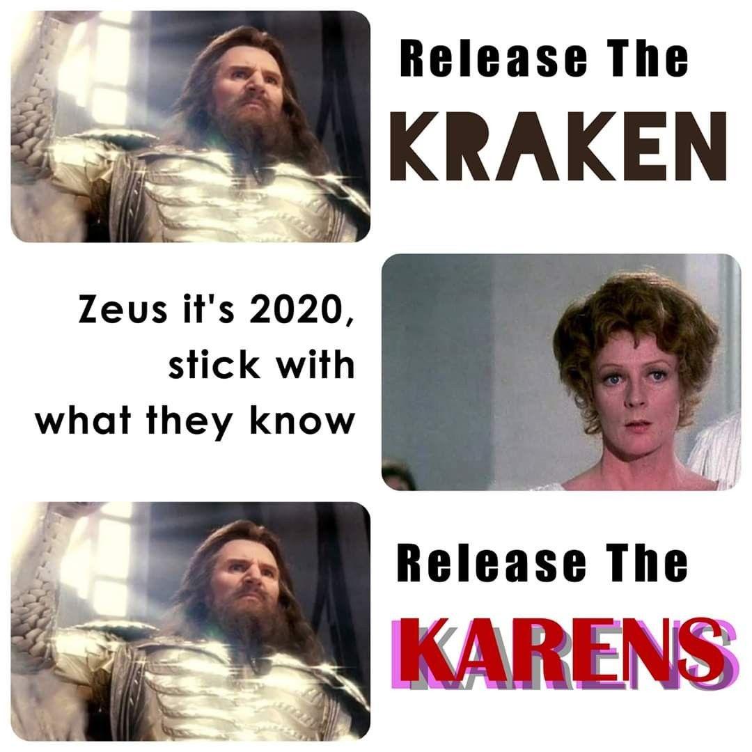 Pin on Darn it, Karen!