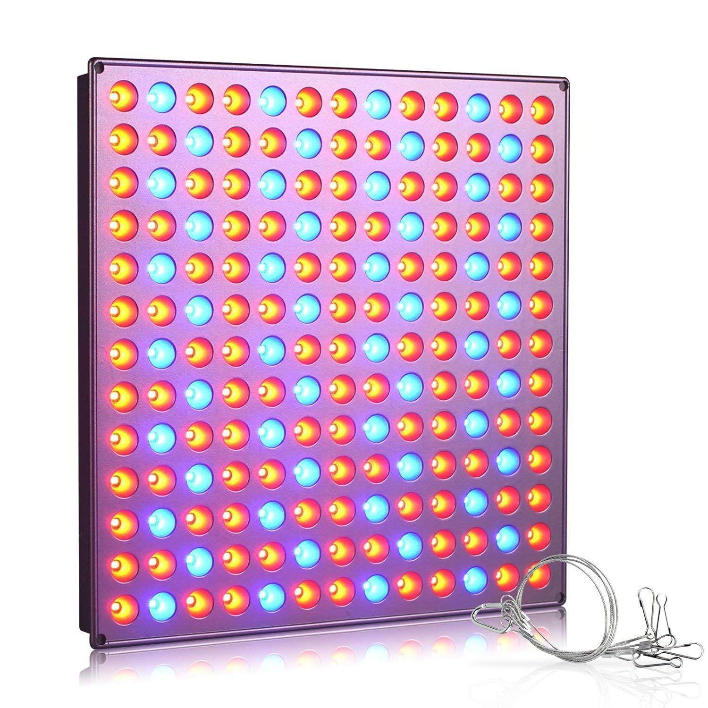 Roleadro 45 Watt Panel Led Grow Light Best Grow Lights 400 x 300