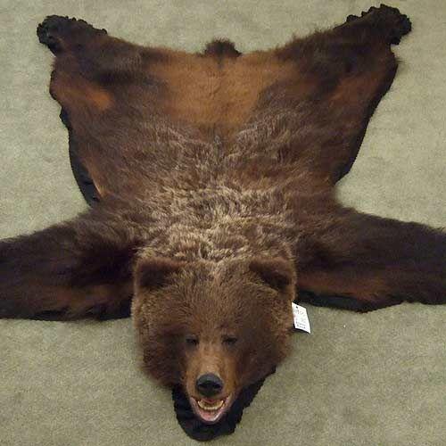 I Want A Real Bear Skin Rug