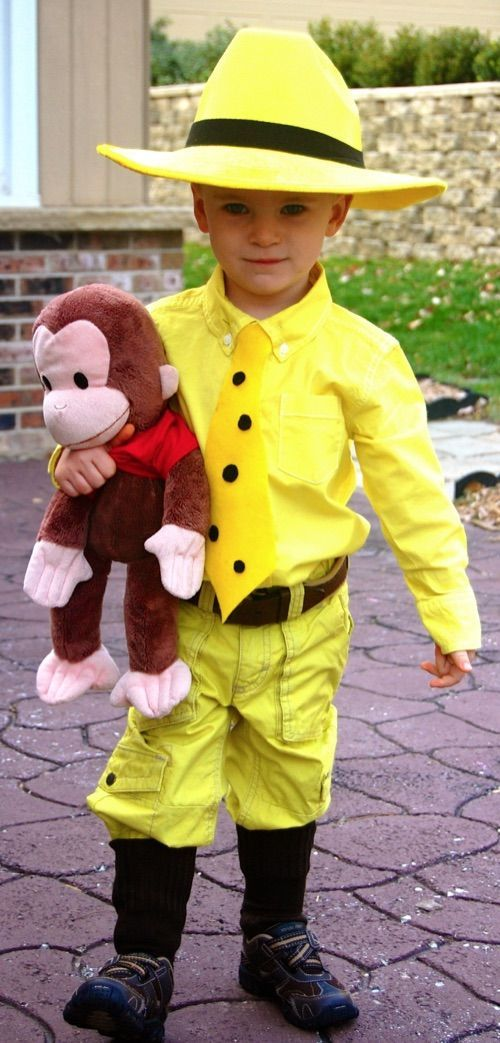 30 Easy DIY Halloween Costumes For Kids (Boys and Girls!) | Cute costume idea fo…