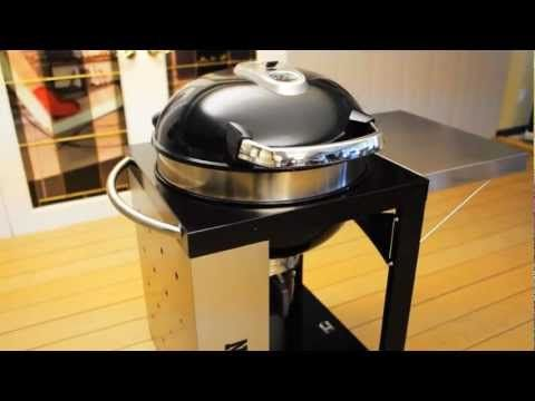 Napoleon Holzkohlegrill Charcoal Rodeo Professional Cart : The best charcoal grill reviews by wirecutter a new york times