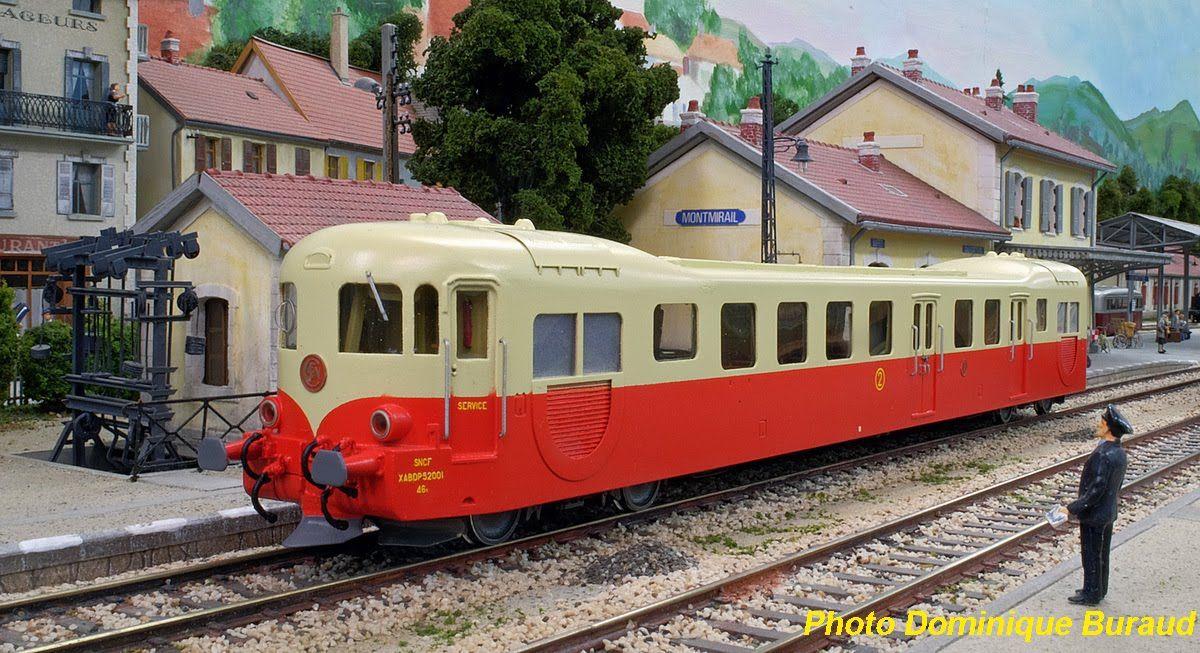 Comme Promis Les Premiers Autorails Decauville En H0 X 52000 A La Sncf Produits Par Dutdut Productions Ar Train Miniature Modelisme Ferroviaire Sncf Train
