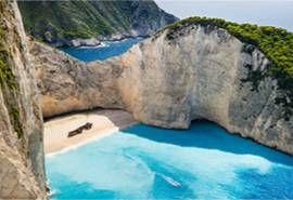 Destination Griechenland. Die 5 schönsten griechischen Urlaubsinseln. #traveltogreece