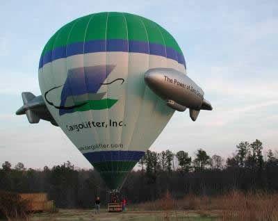 Como funcionam os balões de ar quente | ComotudoFunciona