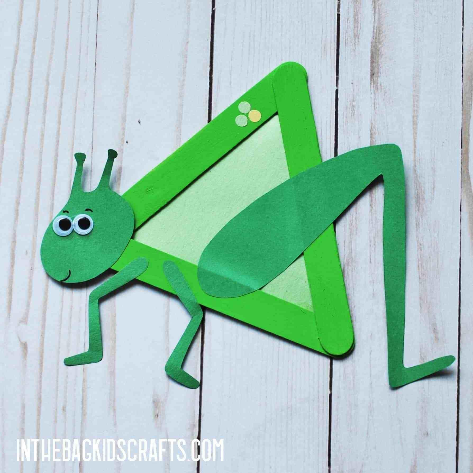 7 Easy Bug Crafts for Kids