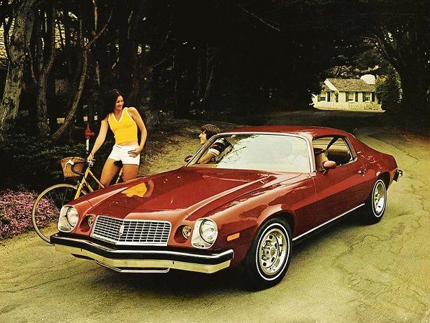Chevrolet Camaro 1974 1977 Chevrolet Camaro Vintage Camaro Chevrolet