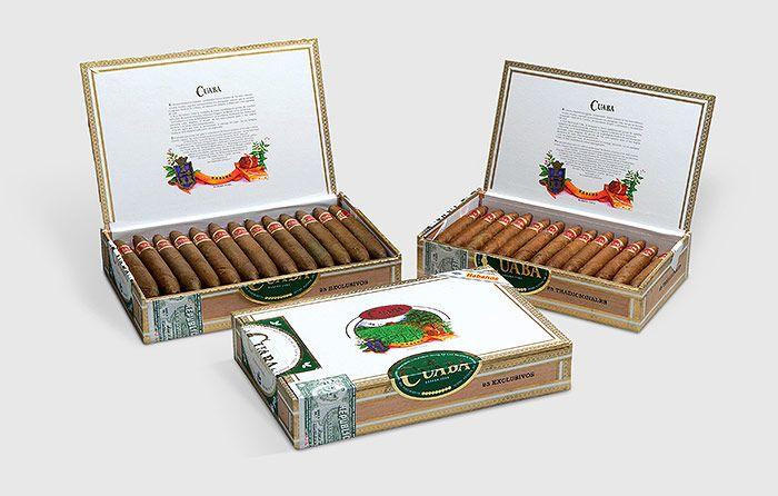 Cigars by Cuaba
