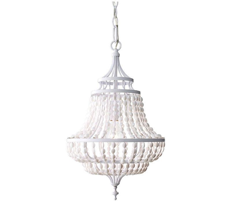 Discount Murray Feiss Lighting: Murray Feiss Lighting F2799/1WSG Maarid 1 Light Chandelier