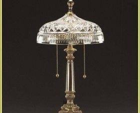 Waterford Crystal Lamp Ebay