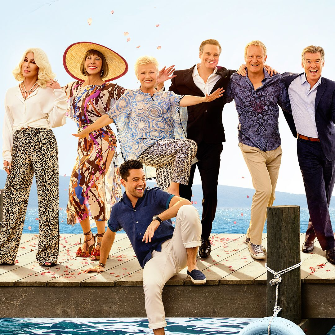 Sophie Tells Sky She Is Pregnant In Mamma Mia 2 Movie Trailer In