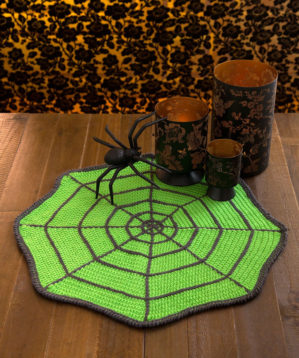 Red Heart Crochet Halloween ebook | Crochet Halloween (Corona ...