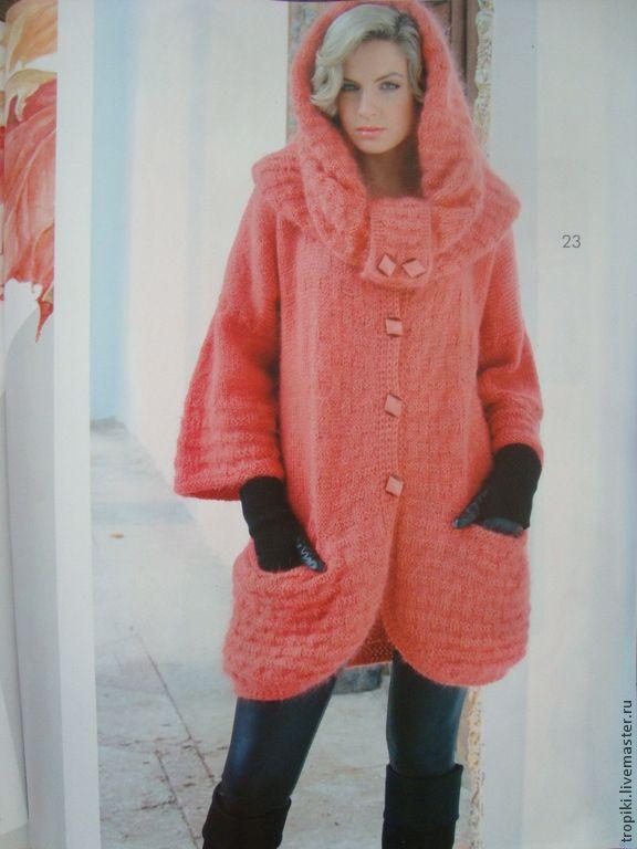 Вязание пальто бохо от волкодав 200