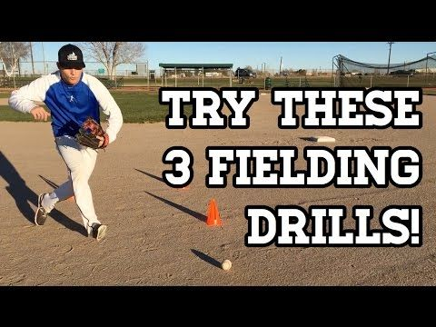 Photo of 3 GREAT Baseball Fielding Drills for Youth Players!