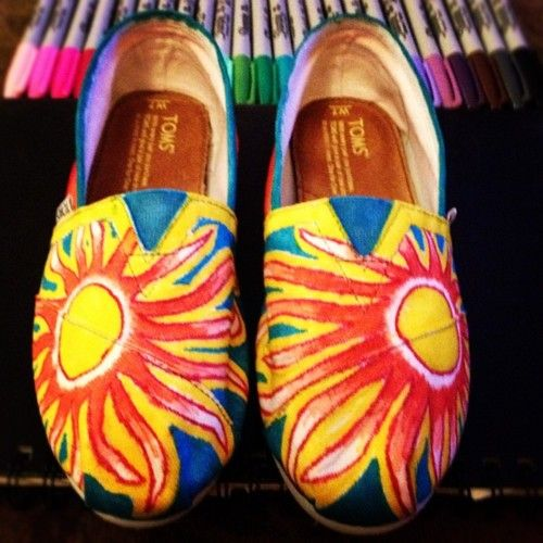 my sharpied toms!