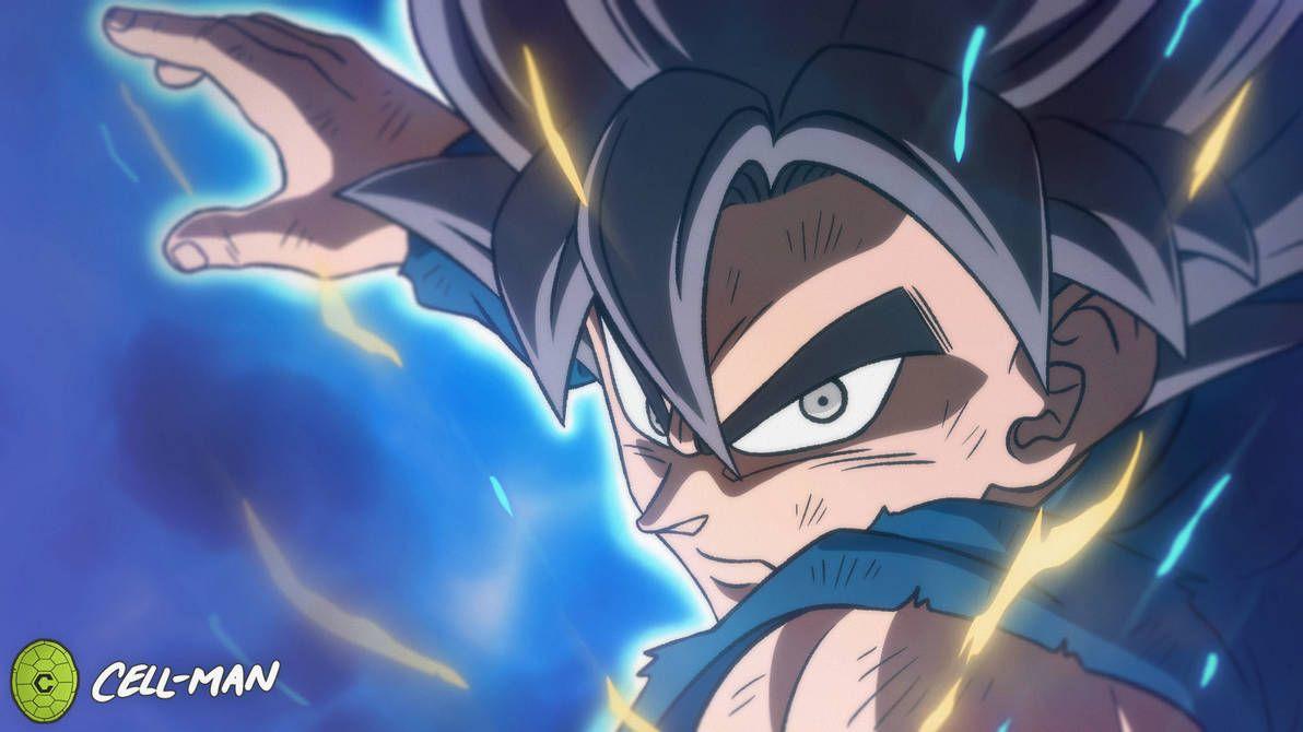 Goku Ultra Instinct Omen Dbredraw By Cell Man On Deviantart Anime Dragon Ball Super Anime Dragon Ball Dragon Ball Art