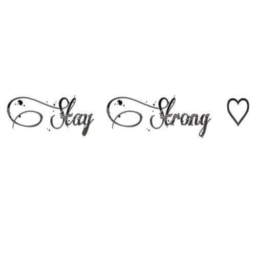 Stay strong girl tumblr