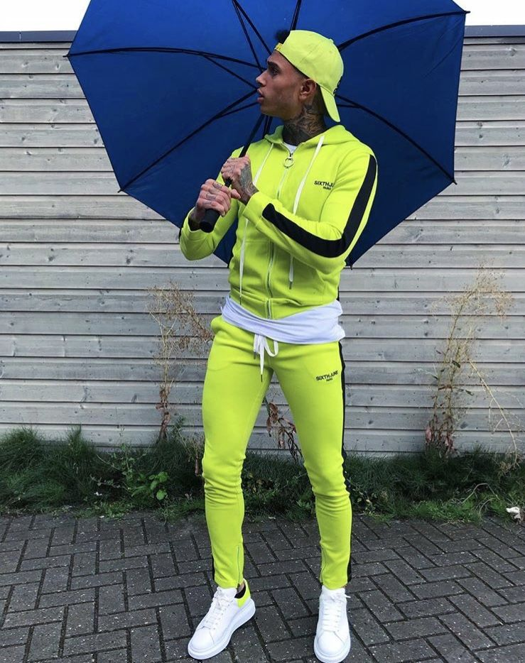 Neon Outfits For Guys : outfits, Green, Outfits,, Spring, Outfits