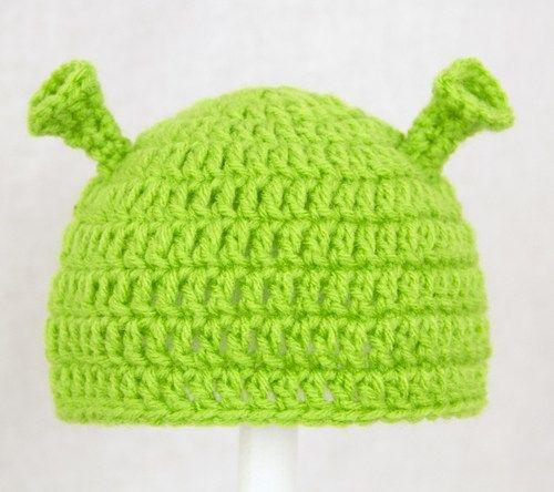 0aff3467b335b Shrek Hat