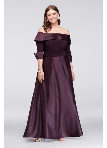 5ddf0aba138 Long Ballgown Off the Shoulder Formal Dresses Dress - Jessica Howard ...
