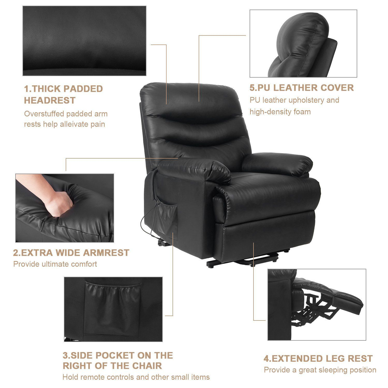 A Guide To Buying The Right Best Lift Chair Recliner