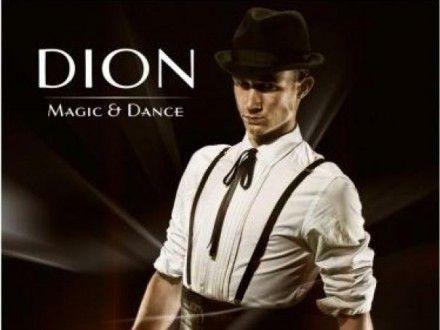 performing magic artist DION, Magic Tango - Magician & Dancer www.dionillusion.com