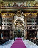 Biblioteca Geral da Universidade de Coimbra V by Candida Höfer