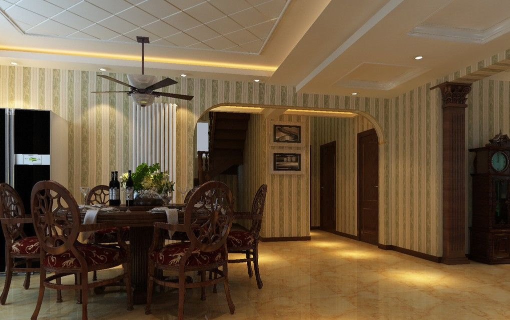 Ceiling fan for dining room google search dining room - Dining room ceiling fan ...
